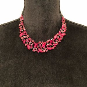 Jewelry - Red Statement Necklace
